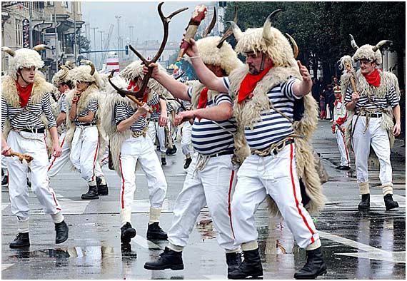 Karneval - Kroatien - Zvončari