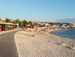 Trogir, Strand Pantan