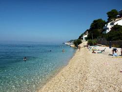 Strand Zivogosce, Makarska Riviera